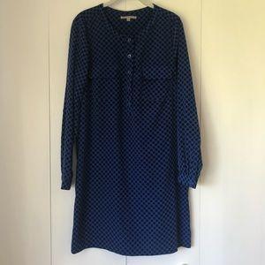 GAP polka dot shirt dress